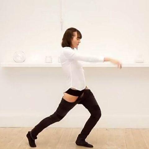 s.Oliver Pants Dance