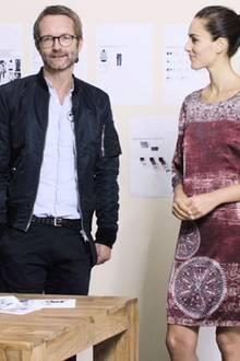 GALA-Modechef Marcus Luft für Comma