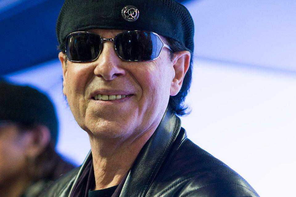Klaus Meine, Scorpions