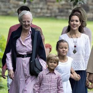 Königin Margrethe, Prinzessin Mary + Co.
