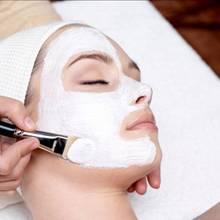 Gesichtsmaske - einfach und günstig.