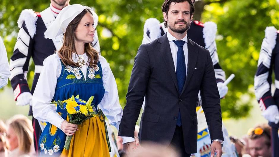 Prinz Carl Philip von Schweden: So gefährdert er sein Familienglück mit Prinzessin Sofia und Prinz Alexander