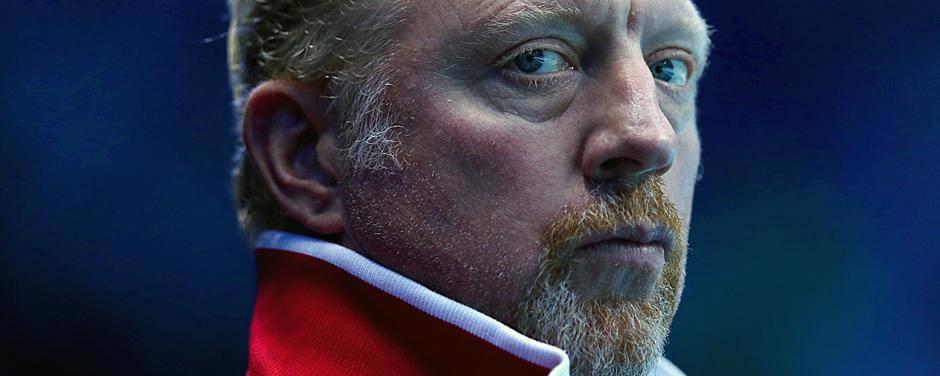 Boris Becker: Angst um seinen Job