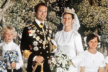 Königin Silvia von Schweden 365 B