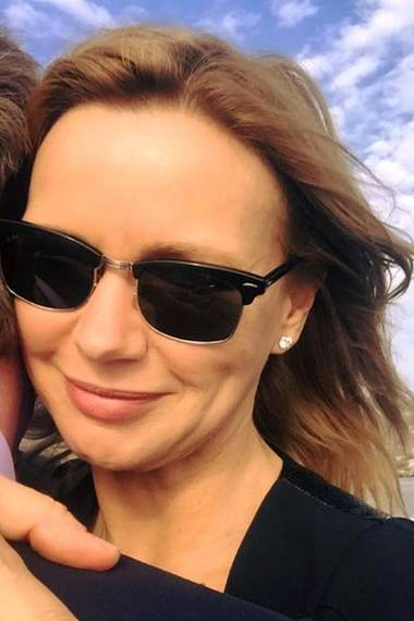 Veronica Ferres - braune Haare