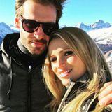 Am 1. Januar geht es für Michelle Hunziker und Ehemann Tomaso Trussardi am Morgen gleich auf die Piste.
