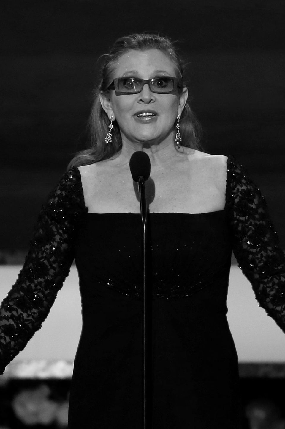 Carrie Fisher (†)