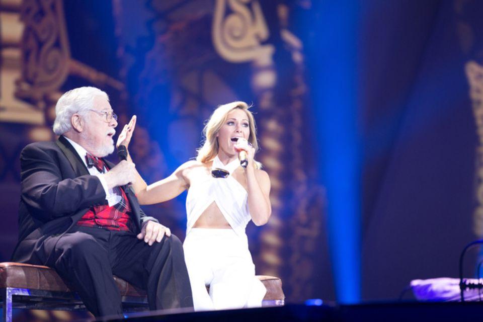 Bill Ramsey und Helene Fischer