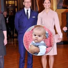 Prinz Daniel und Prinzessin Victoria sind auf Italien-Reise
