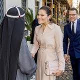 Ein Besuch des Erlöserordens ist der nächste Programmpunkt für die Schweden in Rom.