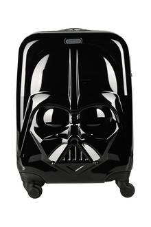 """Für die Reise zur dunklen Seite der Macht: """"Darth Vader""""- Koffer von Samsonite, 129 Euro (über yoox.de)"""