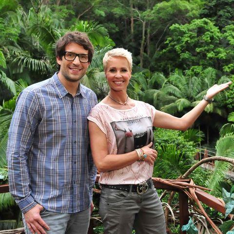 Daniel Hartwich und Sonja Zietlow