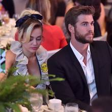 Miley Cyrus + Liam Hemsworth
