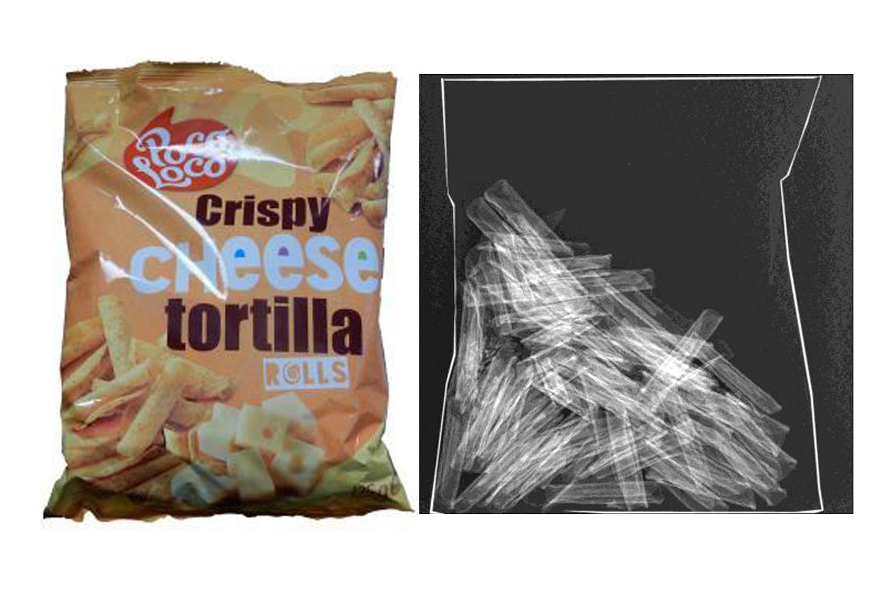Crispy Cheese Tortilla Rolls