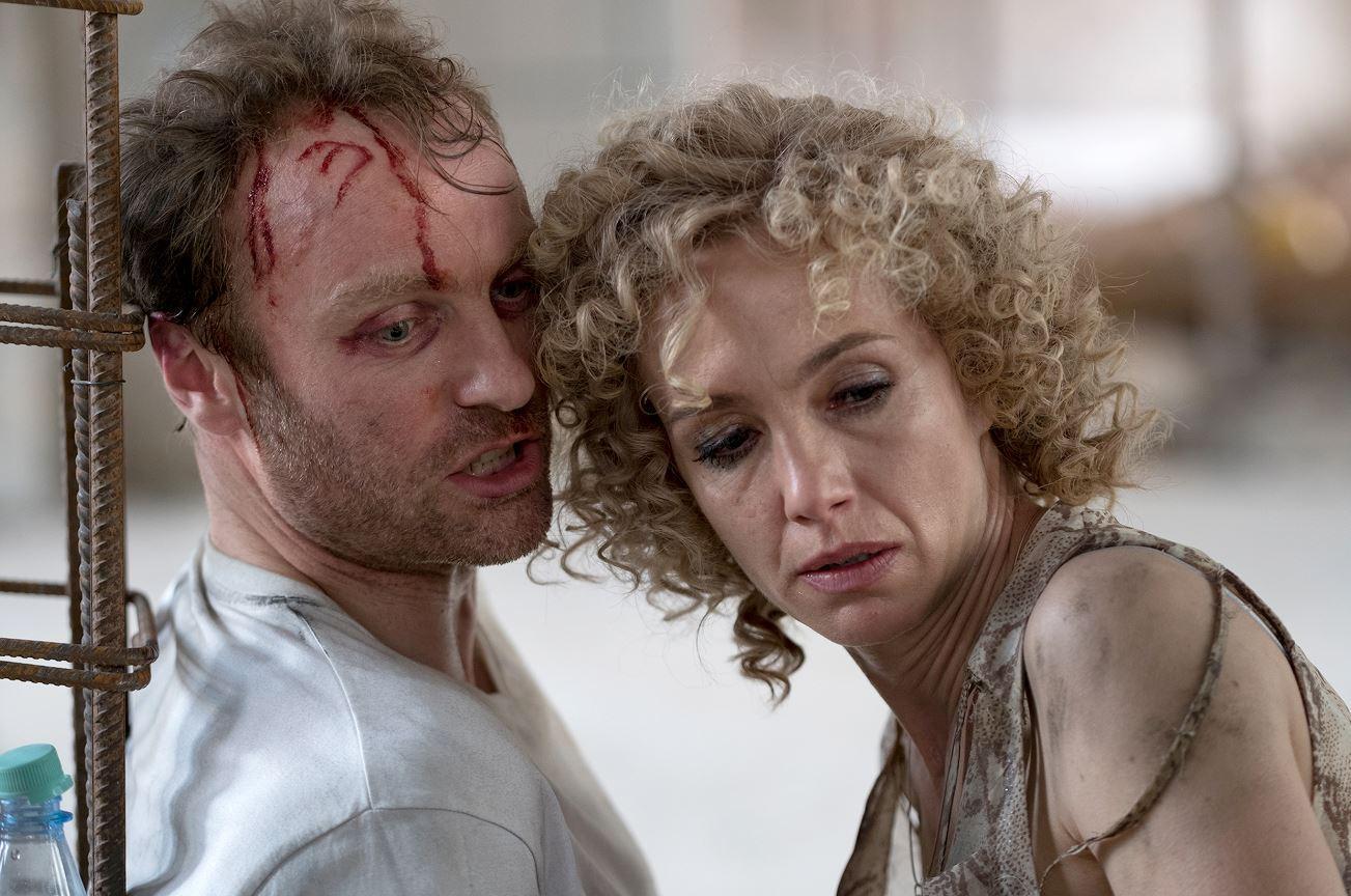Mark Waschke und Ursina Lardi