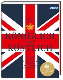 """Für ihr Buch """"Königlich und köstlich"""" hat Carolyn Robb Geschichten und Rezepte aus dem Königshaus gesammelt (Callwey, 216 S., 39,95 Euro)"""