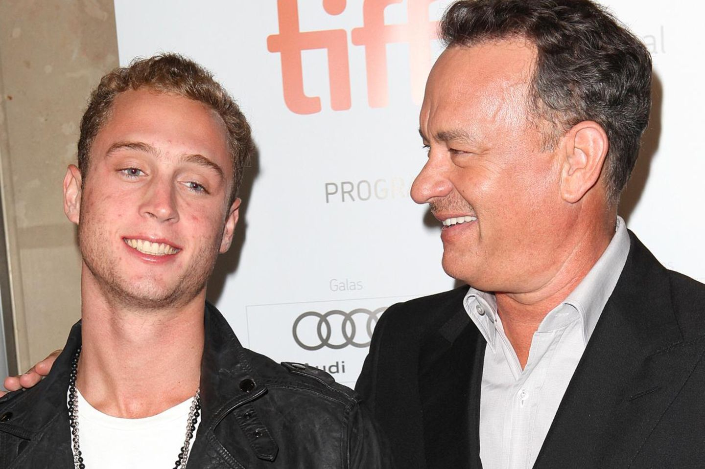 Chet Hanks, Tom Hanks