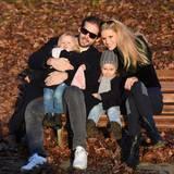 8. Dezember 2016  Bei schönstem Herbstwetter genießt Familie Hunziker-Trussardi ihren Ausflug ins italienische Bergamo.