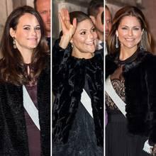Wer ist die schönste Schweden-Prinzessin?
