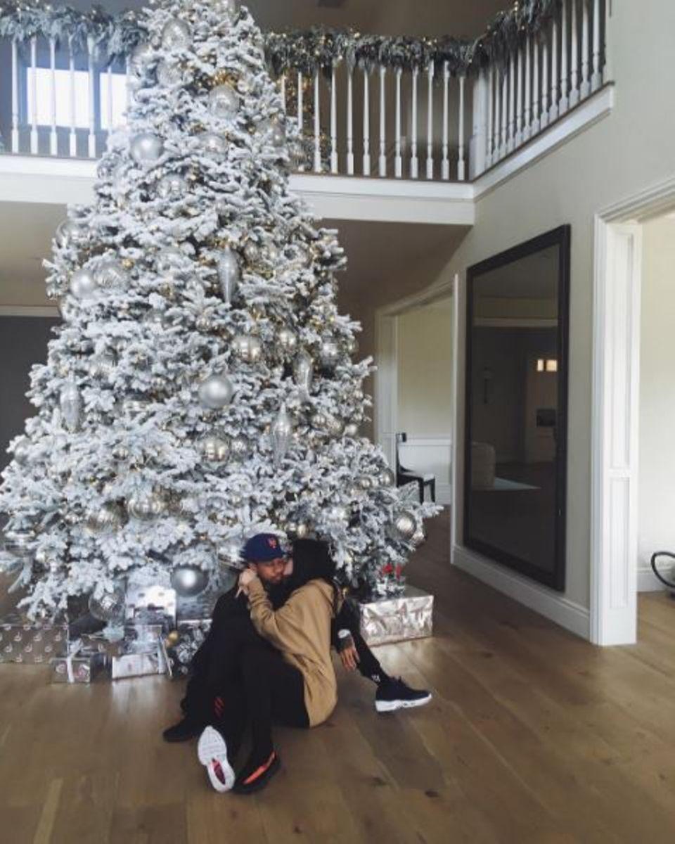 """Süßer Liebesbeweis von Kylie Jenner an ihren Freund Tyga: """"Alles, was ich zu Weihnachten will bist du."""""""
