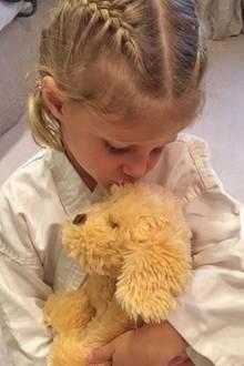 Heute ist ihr Tag! Herzlichen Glückwunsch zum Geburtstag, mein kleiner Engel! Wir lieben dich so sehr! - postet die stolze Mama Gisele Bündchen zum Geburtstag ihrer Tochter Vivian Lake.