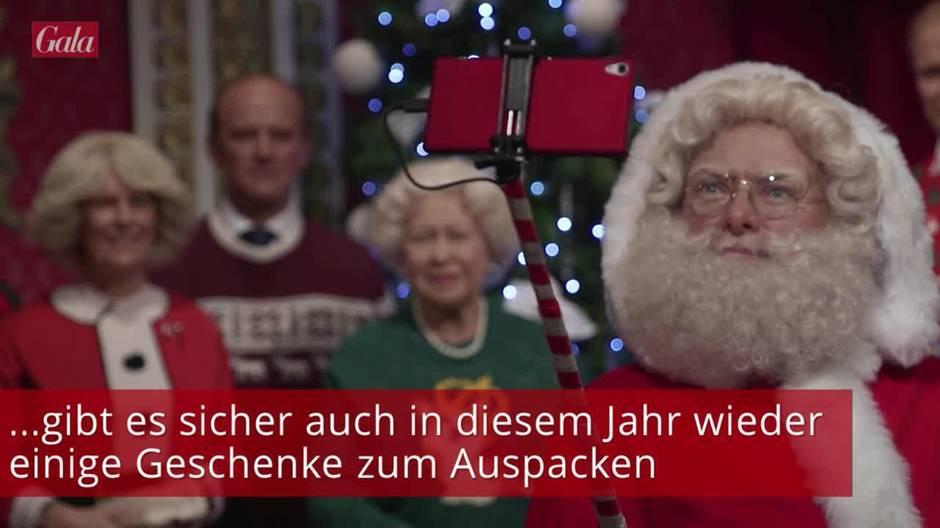 Britische Royals: So feiern die Windsors Weihnachten
