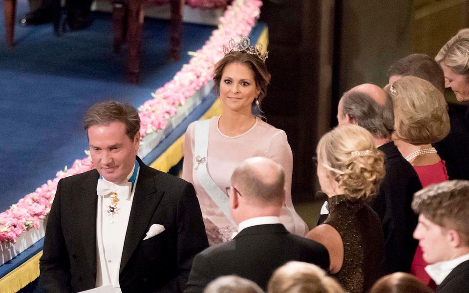 Prinzessin Madeleine und ihr Ehemann Chris O'Neill
