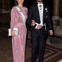 Prinzessin Sofia mit Prinz Carl Philip