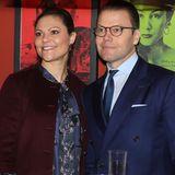 """Am letzten Abend besuchen Prinzessin Victoria und Prinz Daniel zusammen die schwedische Brasserie """"Björk"""" in Mailand."""