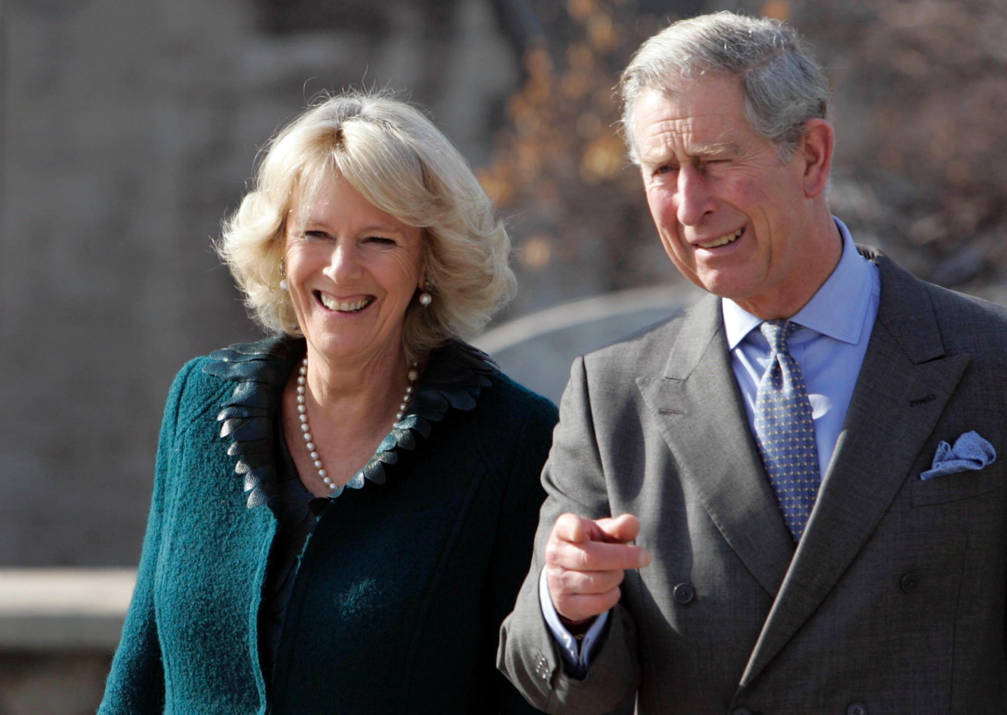Camilla, Herzogin von Cornwall und Ehefrau von Prinz Charles