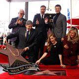 11. Januar 2017: Die Enthüllung ist gelungen, Amy Adams bekommt ihren eigenen Stern auf dem Hollywood Boulevard. Sie reiht sich zu den anderen 2597 Sternen.