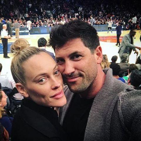 Peta Murgatroyd + Maksim Chmerkovskiy: Sie schminkt sich im Kreißsaal