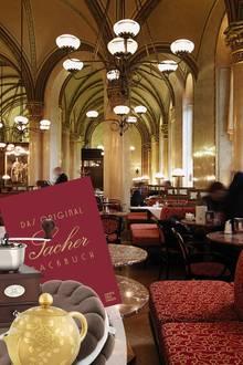 """Das """"Café Central"""" im Palais Ferstel"""
