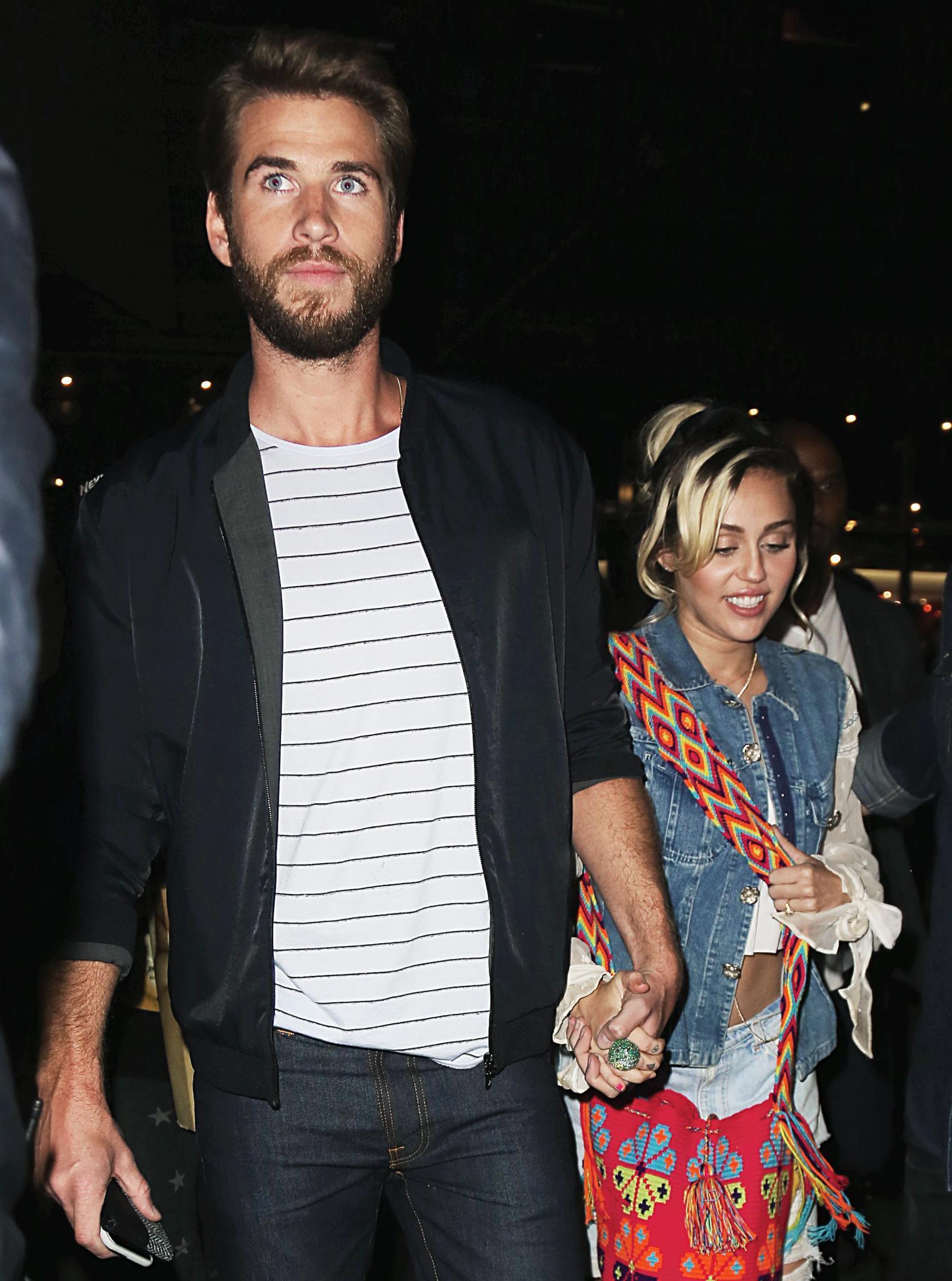 Liam Hemsworth + Miley Cyrus: Adoptieren sie ein Baby ...