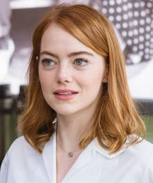 "Emma Stone in ""La La Land"""