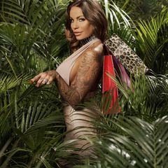 """Model Gina-Lisa Lohfink   Kennen und liebengelernt haben wir Gina-Lisa Lohfink 2008 als Kandidatin von """"Germany's Next Topmodel"""" mit ihrer hessischen """"Kodderschnauze"""" schafft sie es auf Platz 12 der dritten Staffel. Mit dem Dschungel ist das Model allerdings noch nicht sonderlich vertraut und gibt zu: """"Früher hätte ich mich das nie getraut."""" Aber jetzt will sie unbedingt Dschungelkönigin werden. """"Wenn ich etwas anfange, bringe ich es auch zu Ende, also ja! Ich habe früher immer gesagt, dass ich niemals in den Dschungel gehen könnte, weil ich die Prüfungen nicht schaffen würde. Ich habe zwar riesengroßen Respekt vor den Aufgaben, aber da muss ich jetzt durch."""""""