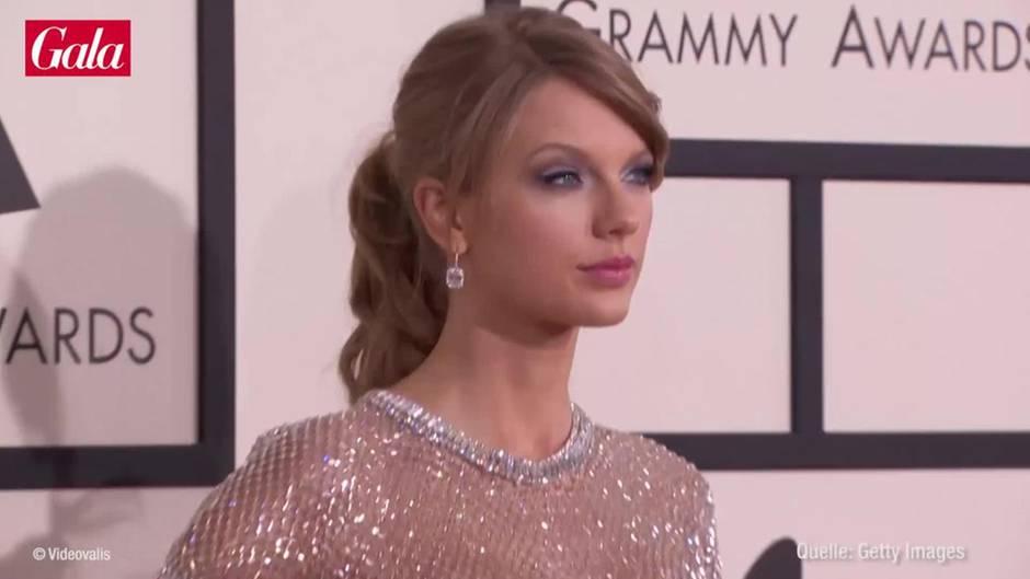 Taylor Swift: Taylor kämpft mit den Kilos