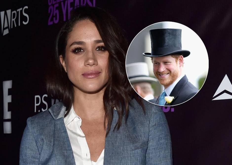 Meghan Markle: Diesen Titel bekommt sie nach einer Hochzeit mit Prinz Harry