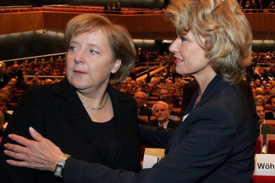 Dagmar Wöhrl arbeitete als Staatssekretärin unter Angela Merkel.