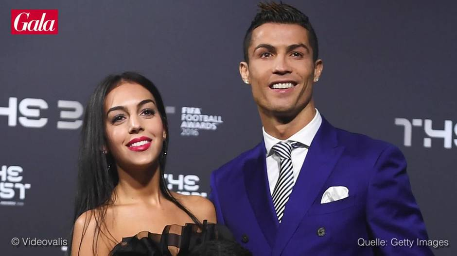 Cristiano Ronaldo: Er zeigt seine neue Freundin