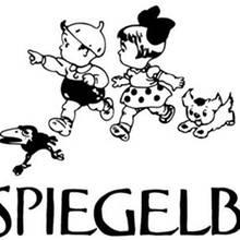 """Logo von """"Coppenrath Spiegelburg""""."""