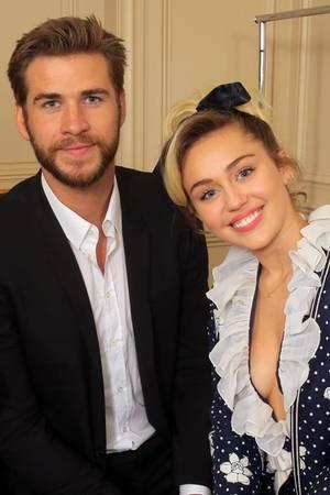Miley Cyrus And Liam Hemsworth Baby