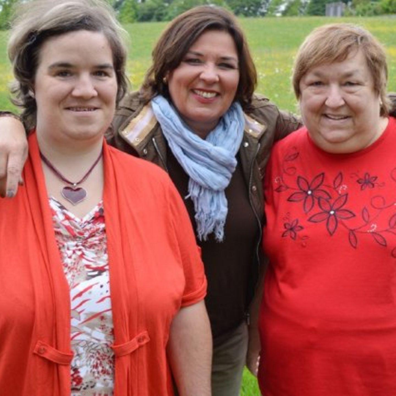 Beate Fischer, Vera Int-Veen, Irene Fischer (†)