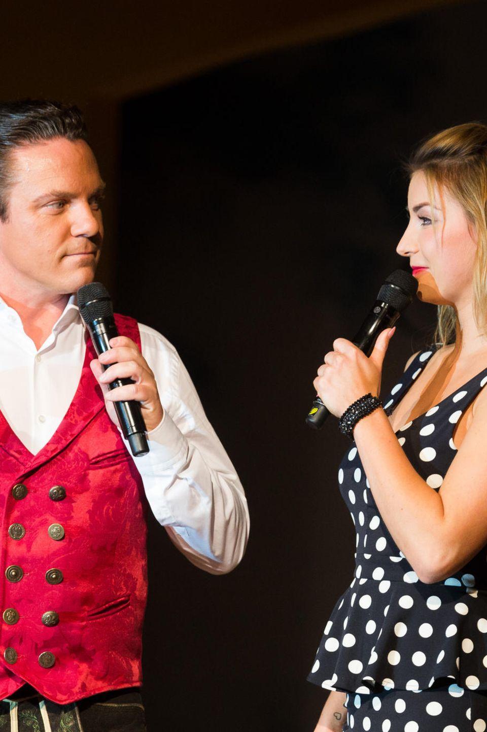 Stefan Mross, Anna-Carina Woitschak