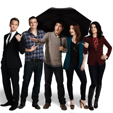 "Die Hauptdarsteller von ""How I Met Your Mother"""