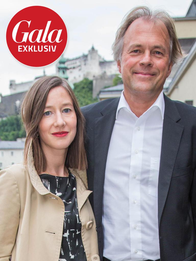 Thomas Hengelbrock und Johanna Wokalek