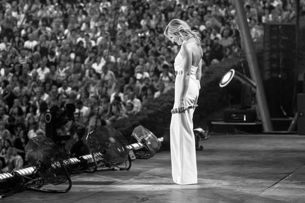 """Schon ihre letzte Tournee """"Farbenspiel"""" begeisterte mehr als 1,2 Millionen Zuschauer. Dieses Jahr ist Helene auf dem besten Weg, ihren Rekord zu toppen"""