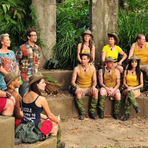 Die Kandidaten vom Dschungelcamp 2017