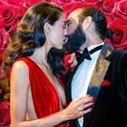 Promi-Küsse: Stars total verliebt