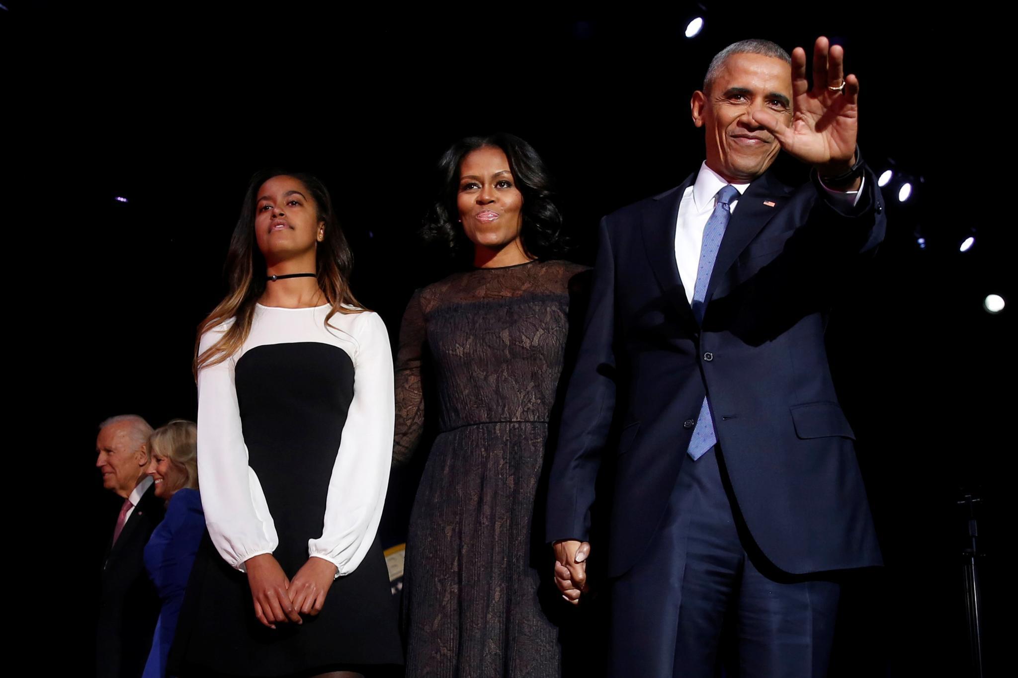 Barack Obama: Ein Präsident als Superstar - S. 5 | GALA.de